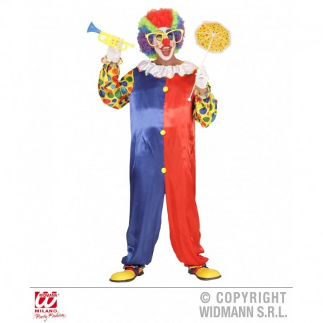 Costume Tuta Clown