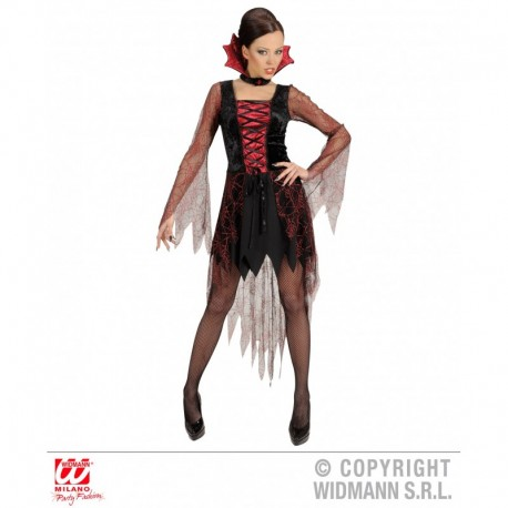 Costume Spiderweb vampira