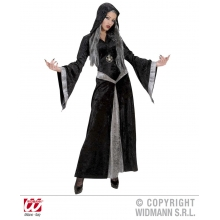 Costume Sorceress Demoniaca Strega Halloween