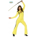 Costume Kung Fu Kill Bill