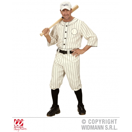 Costume Baseball Player
