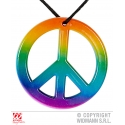 collana hippie multicolor