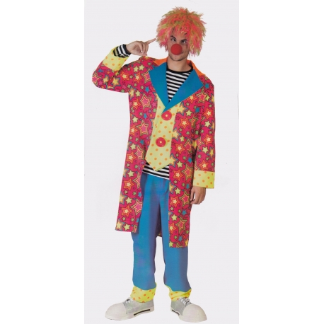 Costume Clown Cosmic