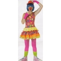 Costume Clown donna