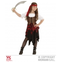 Costume Piratessa Pirata Bambina