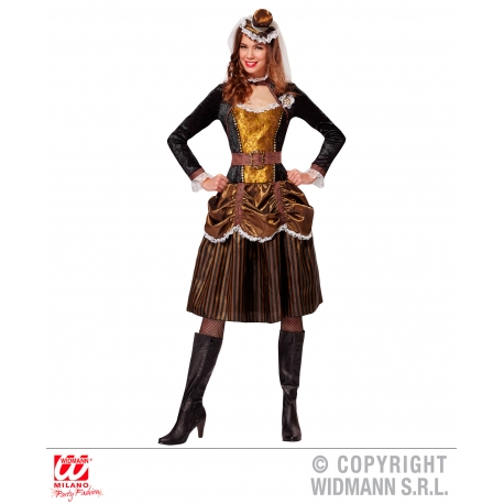 Costume Steampunk girl