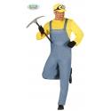 Costume Minion adulto