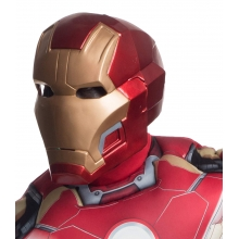 Casco Iron Man adulto