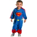 Costume superman baby