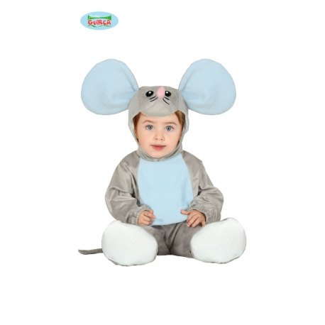 Costume topino mouse baby