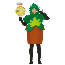 Piantina marijuana costume