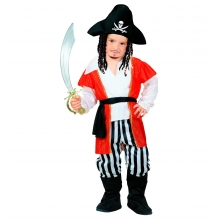 Costume Pirata bimbo