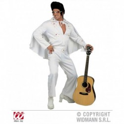 Costume Elvis Presley torrianishop Travestimento da Re del Rock