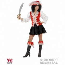 Costume Piratessa Regale Vestito Pirata Donna
