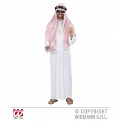 Costume Sceicco Arabo Vestito Lawrence d'Arabia