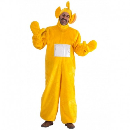 Costume Teletubbies Antennino Giallo
