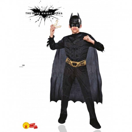 Costume Batman in scatola