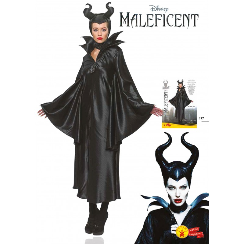 DIY Maleficent Costume | maskerix.com