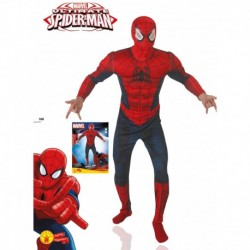 Costume Spiderman Uomo Ragno  originale deluxe Supereroe