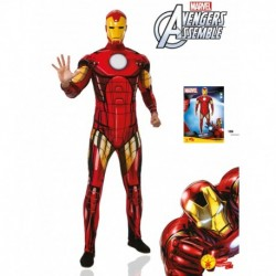 Costume Iron Man Ironman Supereroe Marvel