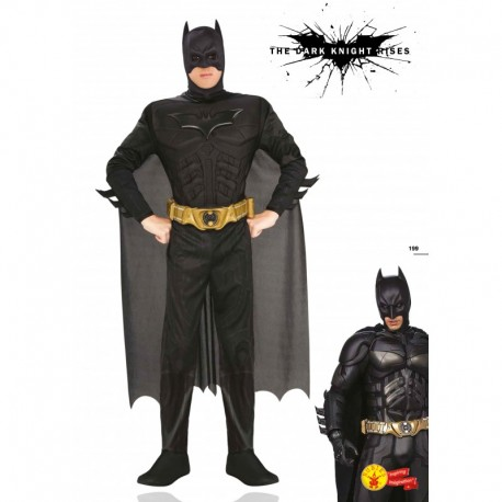 Costume Batman deluxe