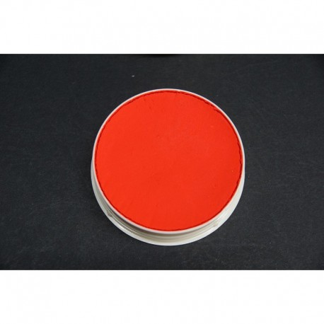 Acquacolor Kryolan day glow color rosso